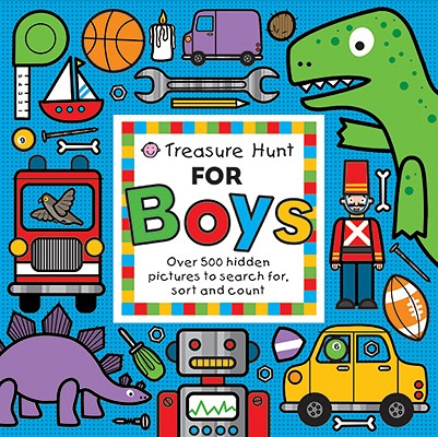 Treasure Hunt for Boys By Surry, Emma/ Edwards, Hermione